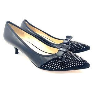Sesto Meucci Black Heels